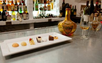 Dessert Pairing with Aged Liqueurs