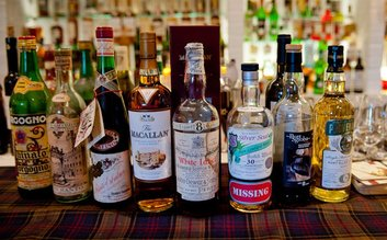 Sample Rare Whisky and Wine at Vintner's Room