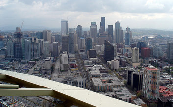 I would stay at: Downtown Seattle