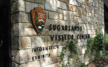 Sugarland Visitors center