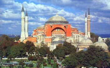 Tour the Ayasofya (Hagia Sophia)