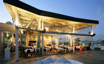 Dinner and drinks at 360 Istanbul