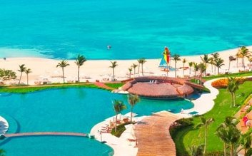 I would stay at: Grand Velas Riviera Maya