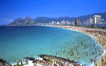I would stay at: Mar Ipanema