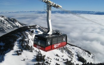The Tram at Jackson Hole