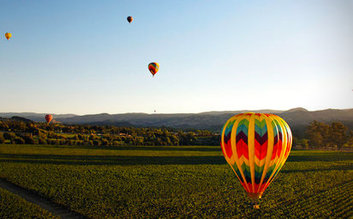 Sonoma Hot Air Balloon Ride