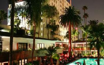 I would stay at: Hollywood Roosevelt Hotel