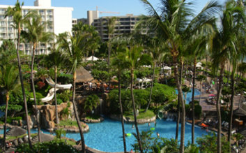 I would stay at: The Westin Maui Resort & Spa, Ka'anapali