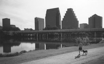 Lady Bird Lake Trail