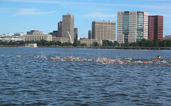 run on the charles