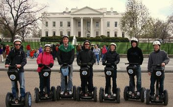 City Segway Tours/Capital City Bike Tours