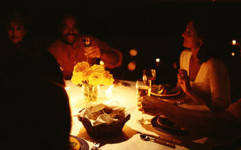 Dinning in the Dark