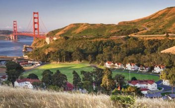 I would stay at: cavallo point
