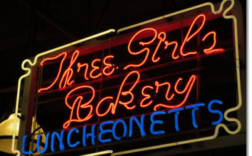 Three Girls Bakery