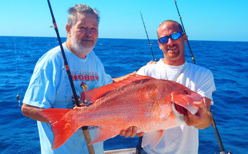 Outriggers Sarasota Deep Sea Charter Fishing