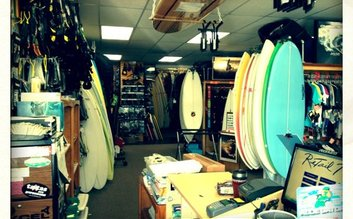 Freeline Design Surf Shop