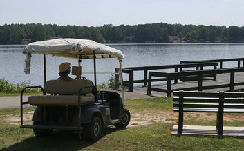 Explore 90 Miles of Golf Cart Path