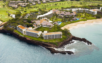 I would stay at: Sheraton Maui Resort & Spa