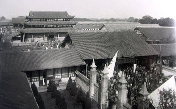 Chengdu Wuhou Memorial Temple (Southwest Gate)