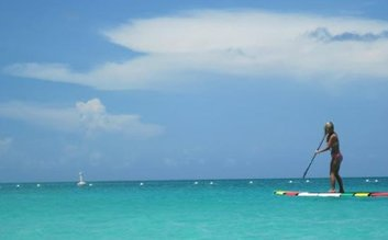 9:30am - Watersports at Grace Bay Beach