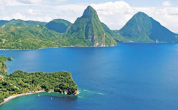 I would stay at: Anse Chastanet