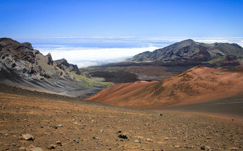 Haleakala Summit and Biking