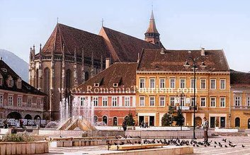 I would stay at: Brasov