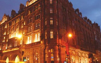 I would stay at: The Midland Hotel