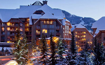 I would stay at: Four Seasons Resort Whistler