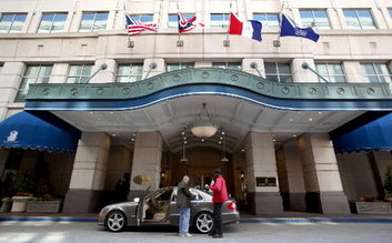 I would stay at: The Ritz-Carlton, Cleveland