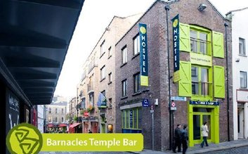 I would stay at: Barnacles Temple Bar House