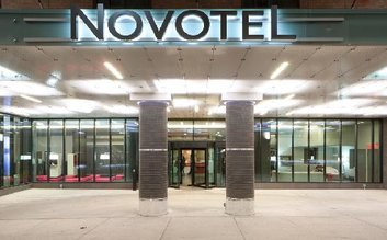 I would stay at: Novotel Ottawa