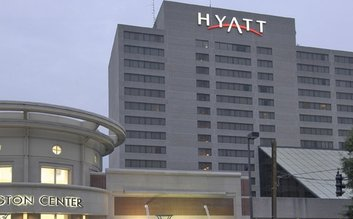 I would stay at: Hyatt Regency, Lexington