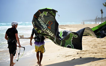 OceanProKite Kiteboarding Tulum Center