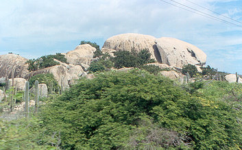 Ayo and Casibari Rock Formations