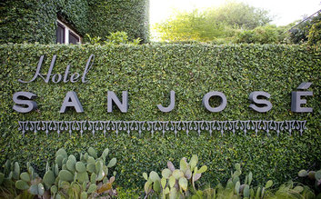 I would stay at: Hotel San José