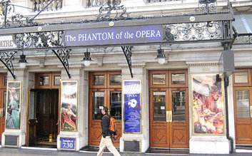 Phantom of the Opera and Dinner Packages