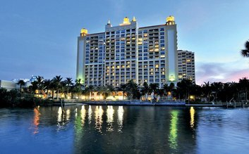 I would stay at: The Ritz-Carlton, Sarasota