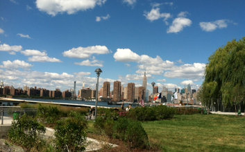 Relax @ WNYC Transmitter Park
