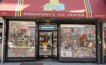 Greenpoint Toy Center