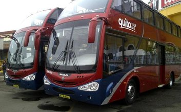 Quito Tour Bus (HopOn HopOff)