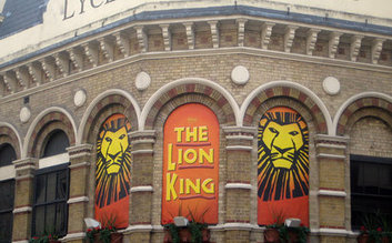 The Lion King and Dinner Packages